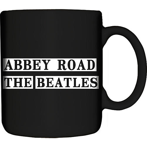 C&D Visionary Beatles Mug - Abbey Road