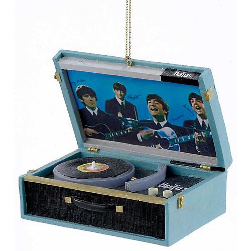 Kurt S. Adler Beatles Replica Record Player Ornament-thumbnail