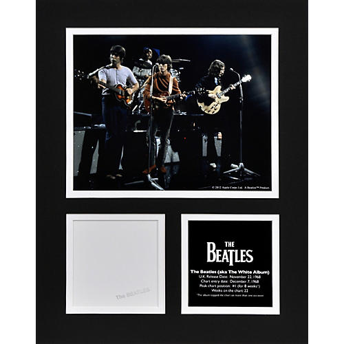 Mounted Memories Beatles