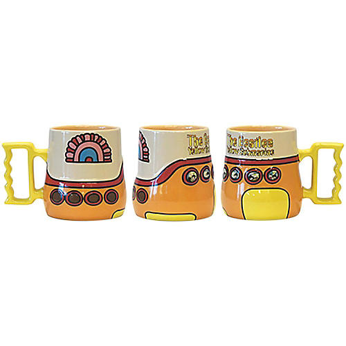 Boelter Brands Beatles Yellow Submarine Scuplted Mug-thumbnail