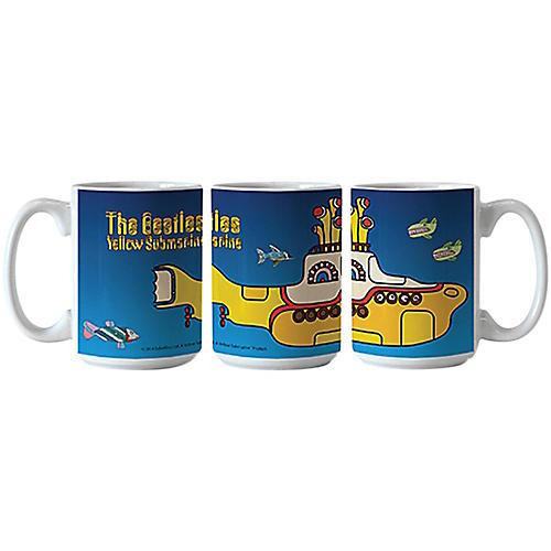 Boelter Brands Beatles Yellow Submarine Sublimated Mug