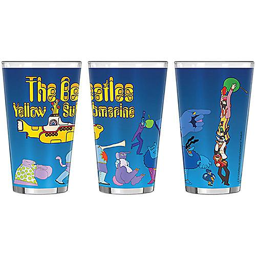 Boelter Brands Beatles Yellow Submarine Villains Sublimated Pint-thumbnail