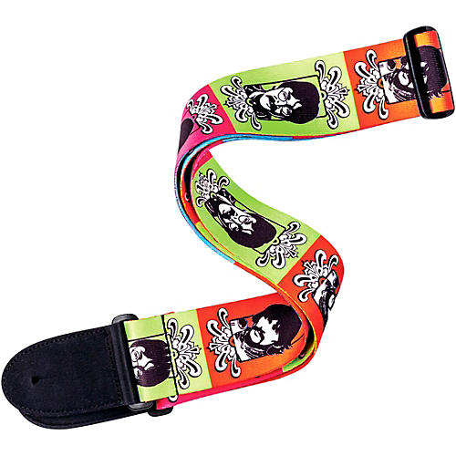D'Addario Planet Waves Beatles<i> Sgt. Pepper's Lonely Heart's Club Band</i> 50th Anniversary Guitar Strap-thumbnail