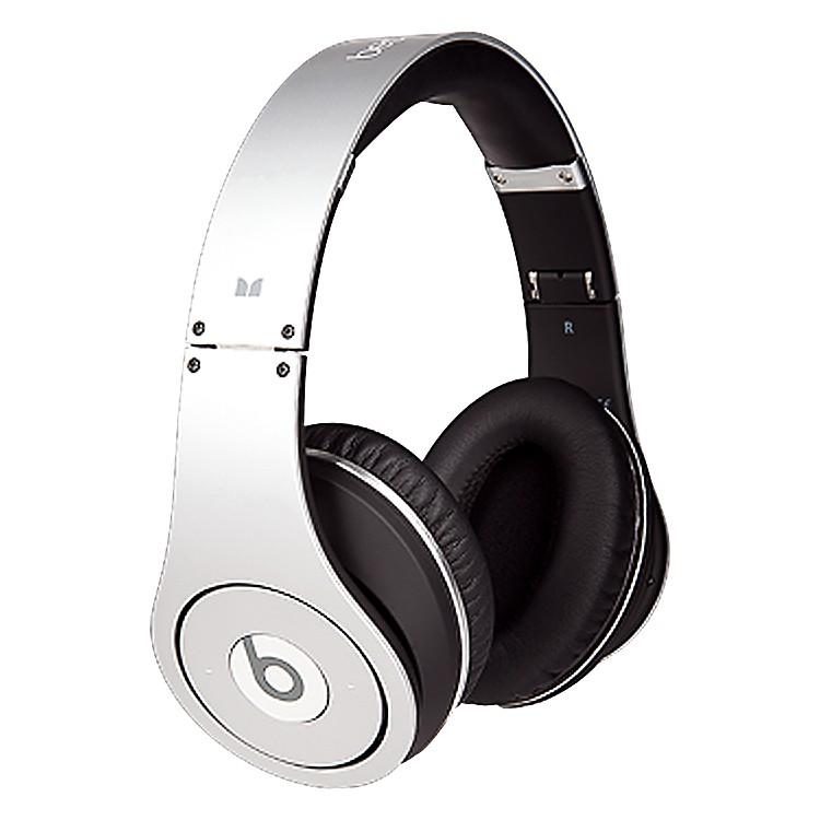 MonsterBeats Studio  Headphones - Silver