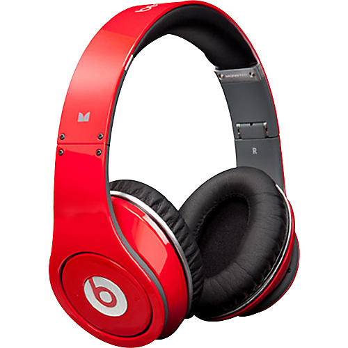 Monster Beats by Dr. Dre Studio Headphones-thumbnail