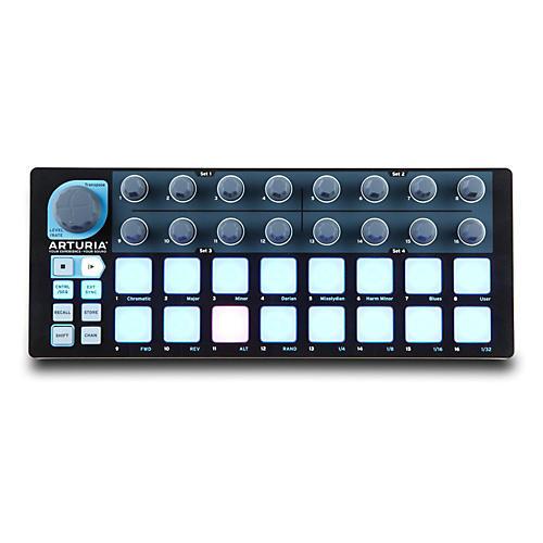 Arturia Beatstep Controller & Sequencer - Black Edition Black
