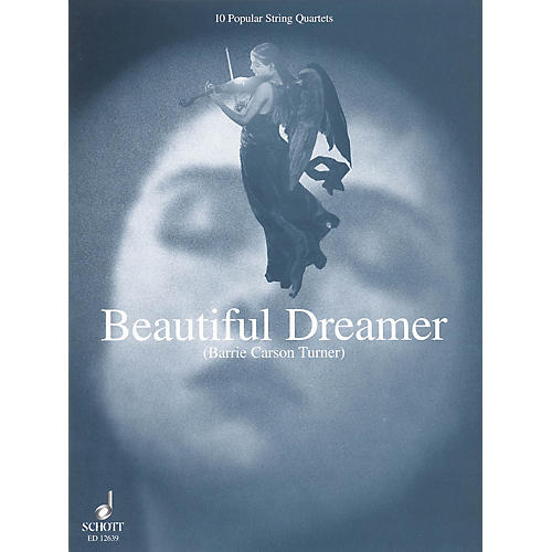 Schott Beautiful Dreamer Schott Series Softcover Composed by Various Arranged by Barrie Carson Turner-thumbnail