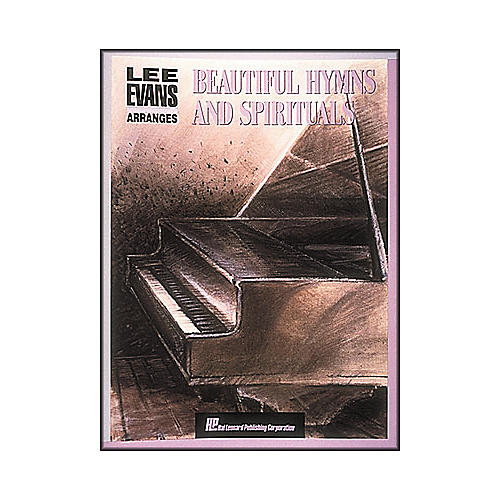 Hal Leonard Beautiful Hymns And Spirituals by Lee Evans-thumbnail