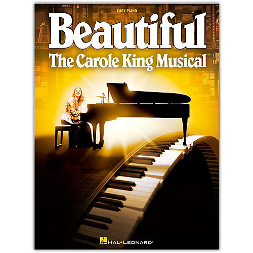 Hal Leonard Beautiful: The Carole King Musical for Easy Piano