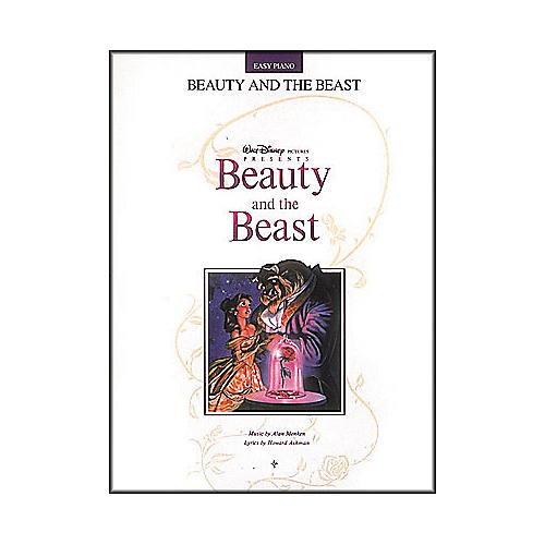 Hal Leonard Beauty And The Beast For Easy Piano
