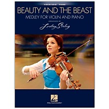 Hal Leonard Beauty and the Beast: Medley for Violin & Piano - Arranged By Lindsey Stirling