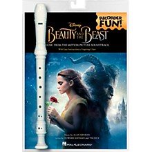 Hal Leonard Beauty and the Beast-Recorder Fun!  Pack with Songbook and Instrument