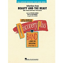 Hal Leonard Beauty and the Beast, Selections from Concert Band Level 2 Arranged by Paul Lavender