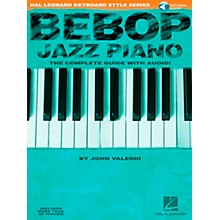 Hal Leonard Bebop Jazz Piano Hal Leonard Keyboard Styles Series Book/CD