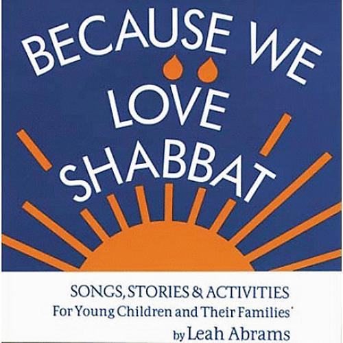 Tara Publications Because We Love Shabbat Book-thumbnail