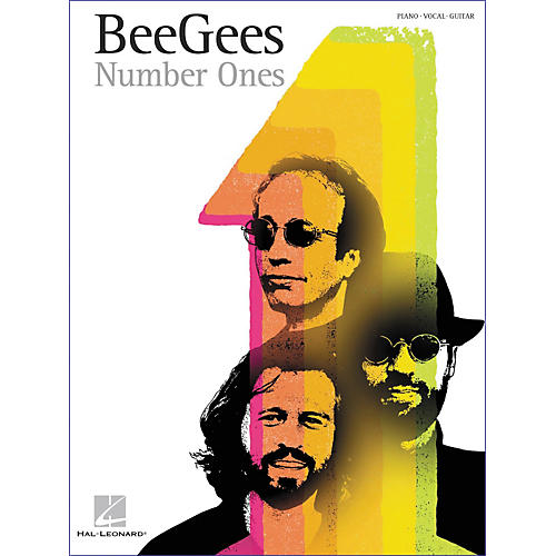 Hal Leonard Bee Gees - Number Ones Piano/Vocal/Guitar Songbook-thumbnail