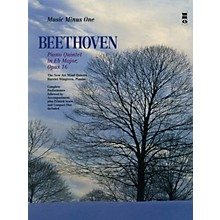 Music Minus One Beethoven -  Piano Quintet in E-flat Maj, Op 16 Music Minus One BK/CD by Ludwig van Beethoven