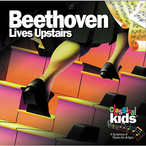 Children's Book Store Beethoven Lives Upstairs (Cassette)