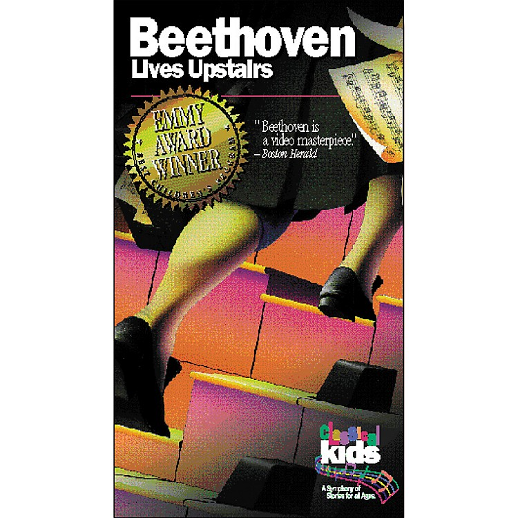 Children's Book StoreBeethoven Lives Upstairs VHS Video