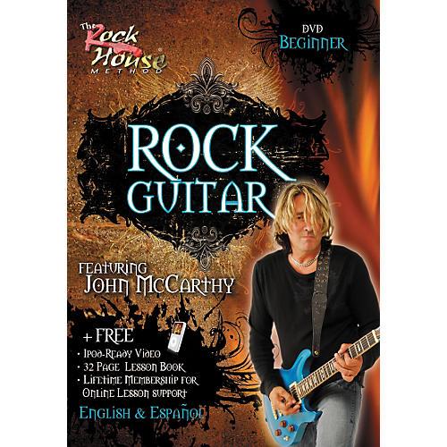 Rock House Beginner Rock Guitar (DVD)