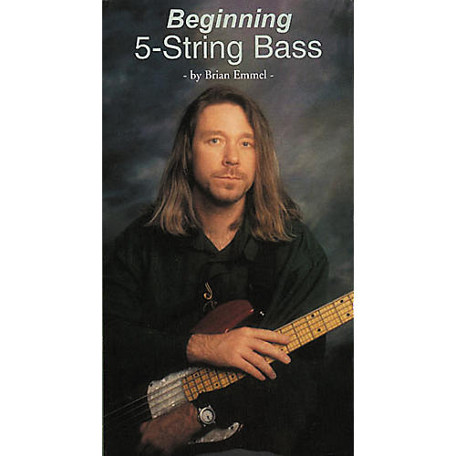Centerstream Publishing Beginning 5-String Bass VHS