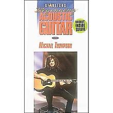 Hal Leonard Beginning Acoustic Guitar Video Package