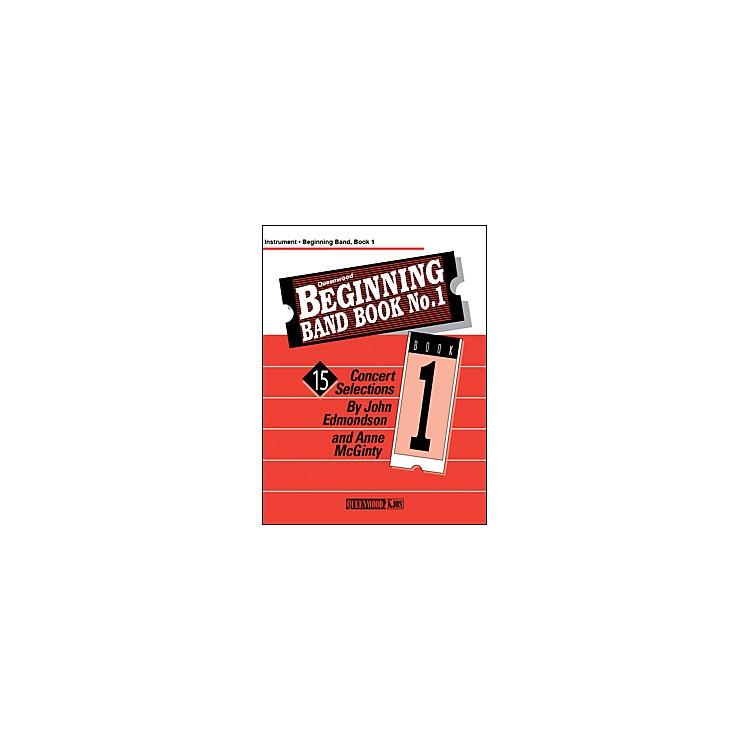 KJOSBeginning Band Book 1 Clarinet 2 /Edmondson /Queenwood