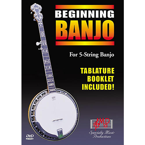 Specialty Music Productions Beginning Banjo DVD