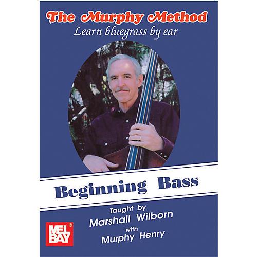 Mel Bay Beginning Bass - Learn Bluegrass by Ear DVD