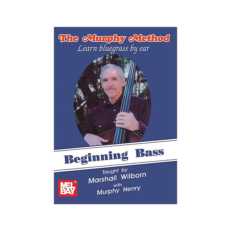 Mel BayBeginning Bass - Learn Bluegrass by Ear DVD
