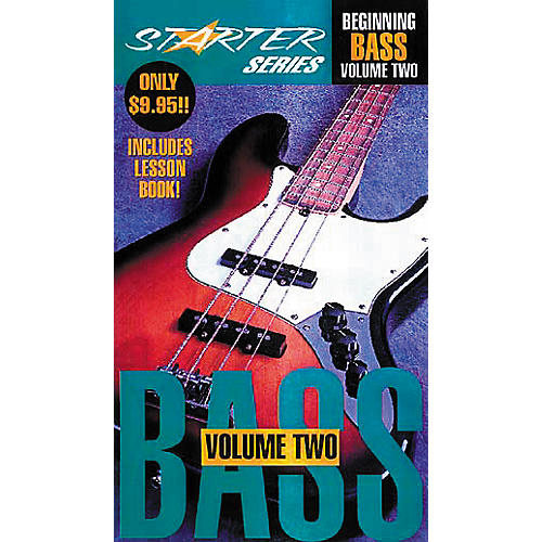 Hal Leonard Beginning Bass Volume Two/Video