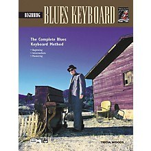 Alfred Beginning Blues Keyboard (Book/CD)