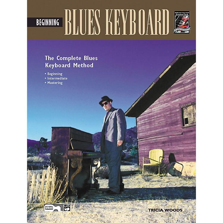 AlfredBeginning Blues Keyboard (Book/CD)