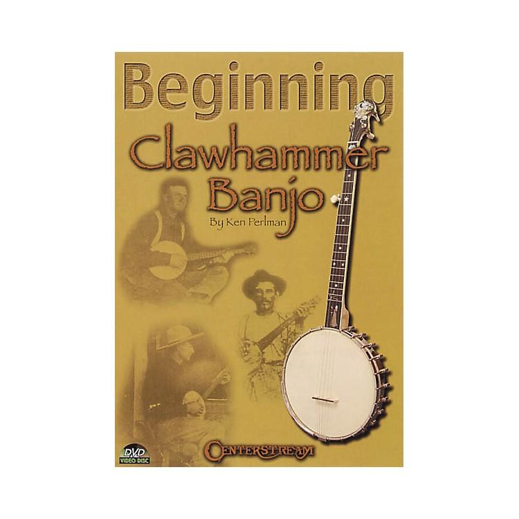 Centerstream PublishingBeginning Clawhammer Banjo (DVD)