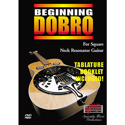 Specialty Music Productions Beginning Dobro DVD-thumbnail