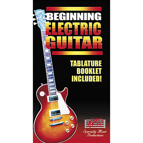 Specialty Music Productions Beginning Electric Guitar Video
