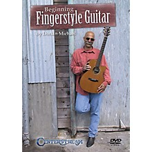Centerstream Publishing Beginning Fingerstyle Guitar Instructional/Guitar/DVD Series DVD Performed by Dorian Michael