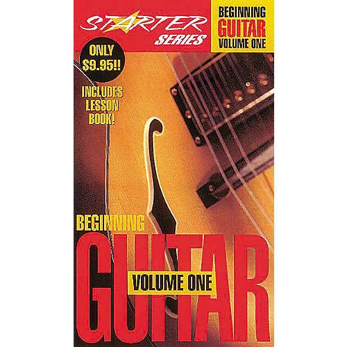 Hal Leonard Beginning Guitar Video Package Starter Volume 1