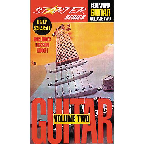 Hal Leonard Beginning Guitar Video Starter Package Volume 2