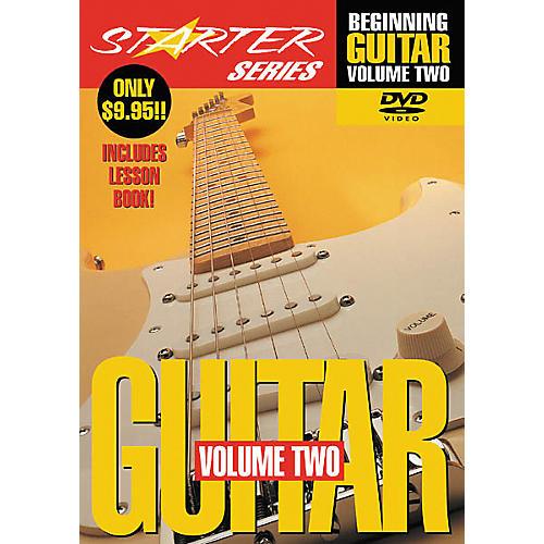 Hal Leonard Beginning Guitar Volume 2 (DVD)