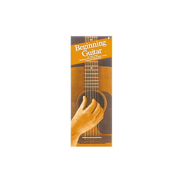 Music SalesBeginning Guitar