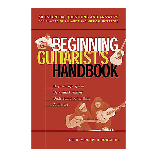 String Letter Publishing Beginning Guitarist's Reference (Handbook)-thumbnail