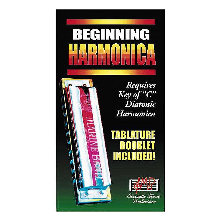 Specialty Music ProductionsBeginning Harmonica Video