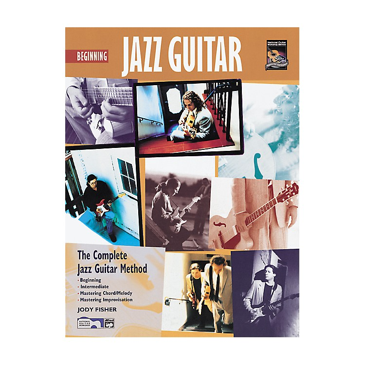 Alfred Beginning Jazz Guitar (Book/CD)