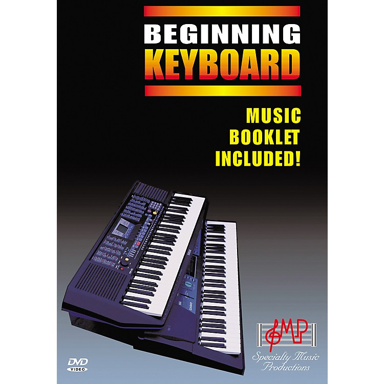 Specialty Music Productions Beginning Keyboard DVD