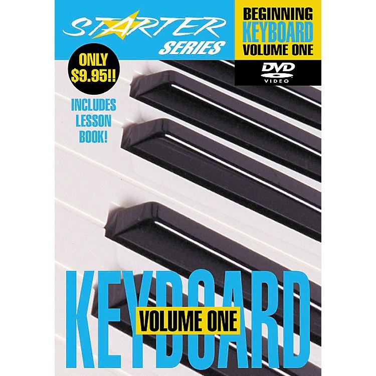 Hal LeonardBeginning Keyboard Starter Series Volume 1 DVD