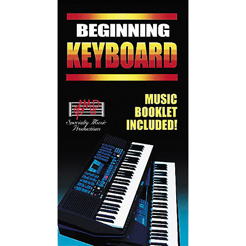 Specialty Music Productions Beginning Keyboard Video