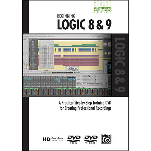 Alfred Beginning Logic 8 & 9 (DVD)-thumbnail