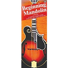 Music Sales Beginning Mandolin (Compact Reference Library) Music Sales America Series Softcover Written by Bob Grant
