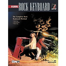 Alfred Beginning Rock Keyboard (Book/CD)